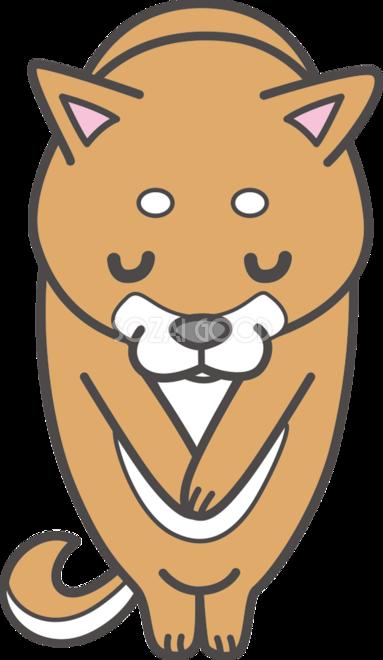 「犬 お辞儀 イラスト」の画像検索結果