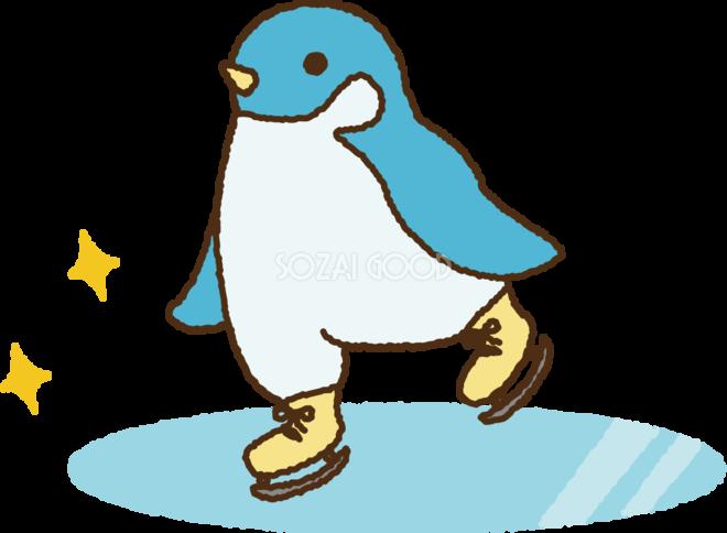 ペンギンの無料イラスト 素材good