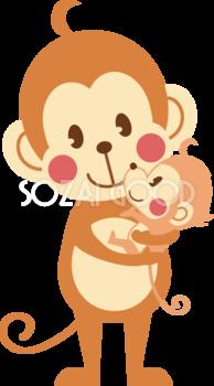 猿イラスト 無料フリー 素材good
