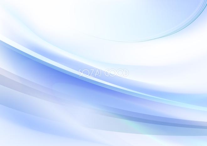 波状のグラデーション背景青 ブルー無料イラストテクスチャ43451