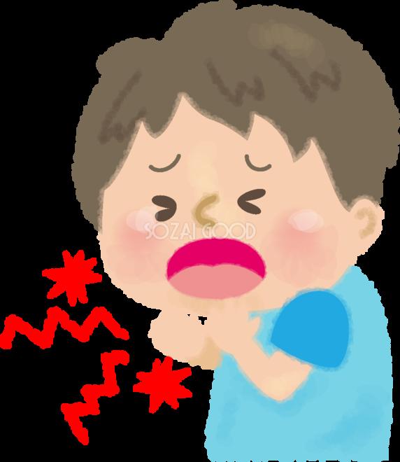 「喉 イラスト」の画像検索結果