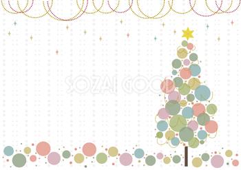 クリスマスフレーム枠イラスト無料フリー 素材good